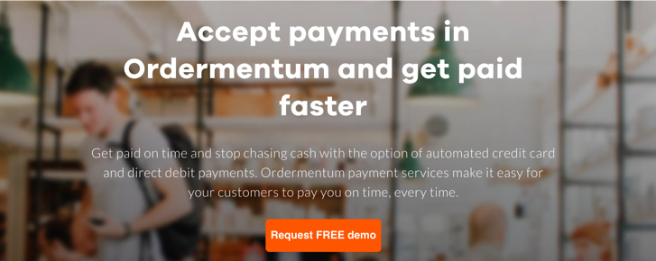 accept payments and get paid faster