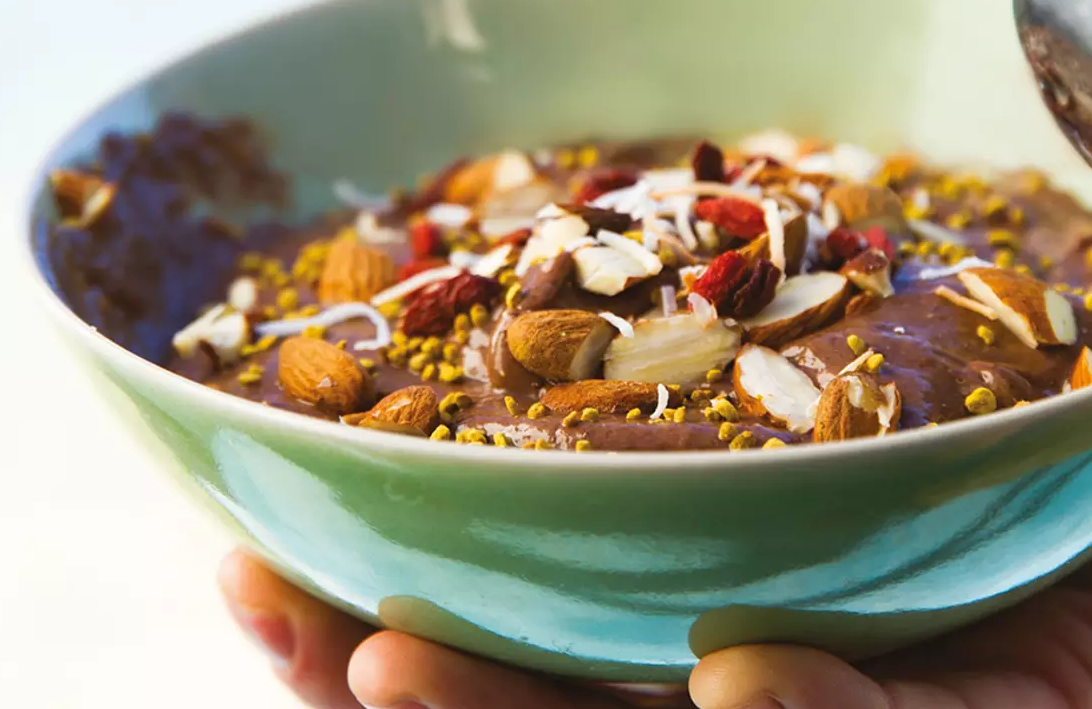 breakfast-chocolate-bowl