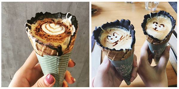 Food Trends 101: The World's Most Instagrammed Coffee!
