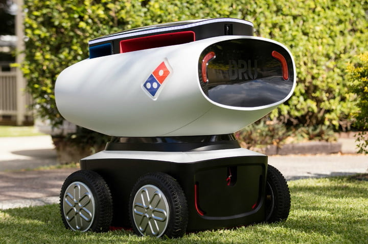 domino-delivery-robot